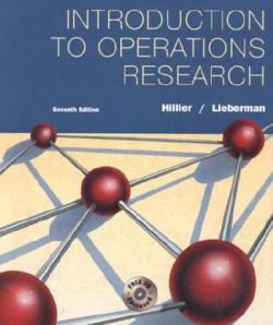 cover - McGraw-Hill,.Introduction to Operations Research, 7th Edition